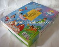 2011 Hard Cover English Children Story Book
