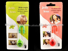 Promotion!! Fish Eye Jelly Lens for iPhone Cell Phone Digital Lomo Camera