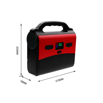 Wholesale 110V 220V 200W Portable Solar Power Generator Battery Power Station