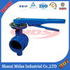 High Performance Grooved End Butterfly Valve