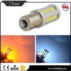 Preço de atacado 1156 1157 base de Ba15S canbus auto fog lamp 42 SMD led car light bulbs