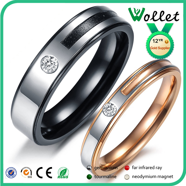 wollet latest wedding ring designs 2015 18k men's gold ring