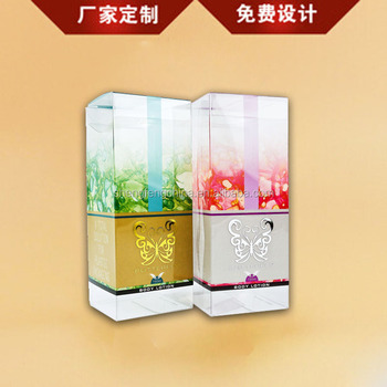 Printed Plastic Folding Box, Offset Printing or Silkscreen Gift Box, Ideal for Packing Toys/Gadgets