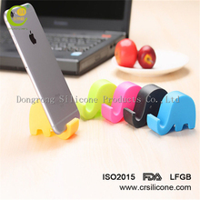 2017 Wholesale Cute Elephant Shape Mobile Phone Stand For All Smart Phone