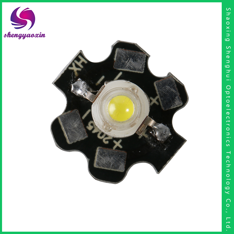 China Manufacturer Customized 3W High Power Led