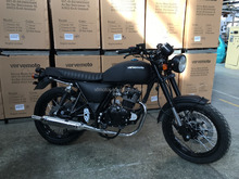 Euro4 125cc classic motorcycle
