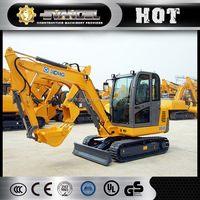China Cheap New XCMG mini excavator 3.5 ton for sale XE40