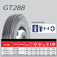 GITI GT879 12R22.5 16PR truck tire for sale