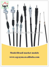 motorcycle control cables for Brazil market