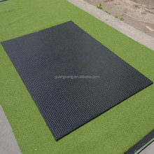 Horse/cow stable rubber mat Agriculture rubber matting