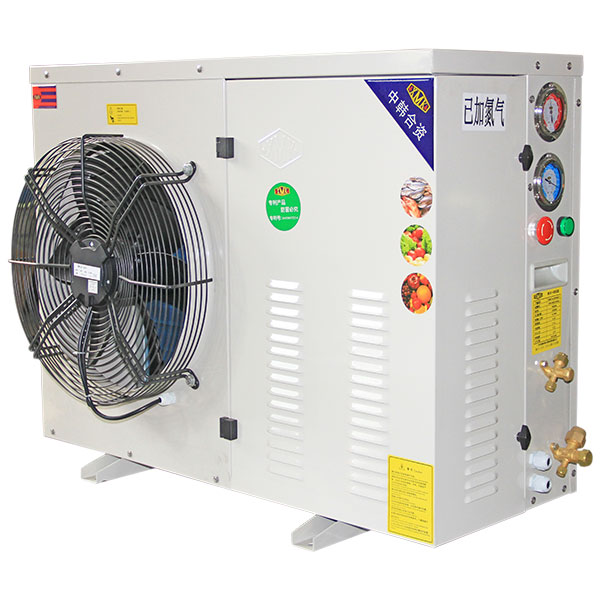 3HP Copeland Box Type R404a Condensing Unit for Cold Room Storage