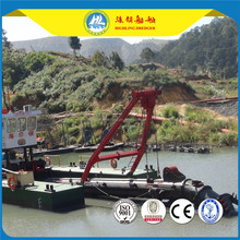 river and lake use cutter suction sand and mud dredger