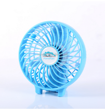 best selling USB Handheld mini rechargeable battery fan with LED light For Hot Summer Outdoor Travelling