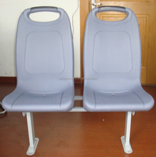 High qualiy Pu material double bus seats for European market