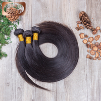 Cheap Brazilian hair china suppliers straight 6 inch hair weaving Brazilian human hair sew in weave