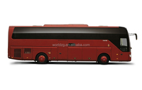 China brand 10m 51seater used passenger bus for sale