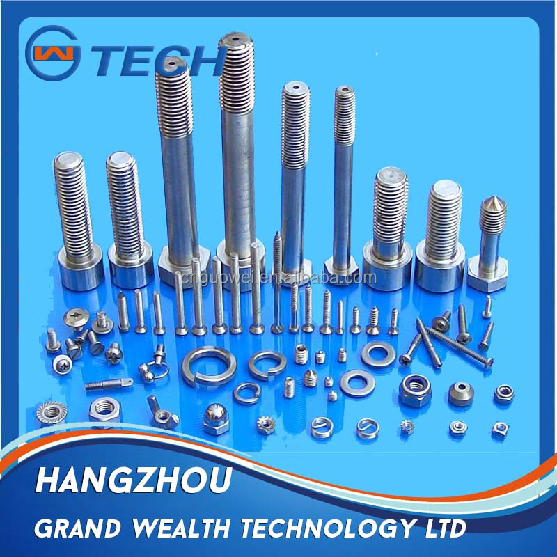 High Quality Stainless Steel Fasteners and Screws