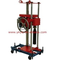 STZJ-2 Stand Drilling Machine price used for road, ground, land, hole, soil