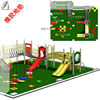 rubber running track/athlete mat for children amusement