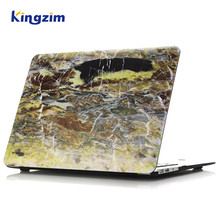High Quality Waterproof Marble Laptop Decals Skin Stickers for Macbook retina 12/13 Covers