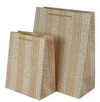 Special paper convex gift paper bags