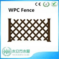 Fence panel wpc, fencing material
