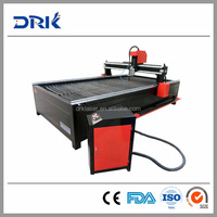 Derek water jet metal cutting machines prices/CNC Plasma cutting machin 1300*2500mm or Seize optional