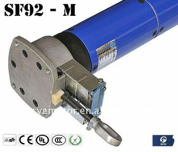 Sf92 mm tubular motor for roller shutter and nice price for Roller shutter motor price
