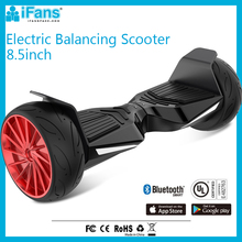 High Speed Electric Scooter 800W CE ROHS UL2272 Hover Self Balancing Board With LG Battery