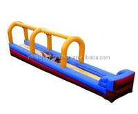 Commercial quality surf n inflatable slip water slide M4028