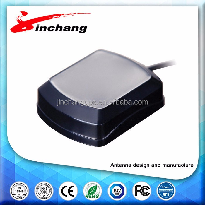 (Manufactory) Free sample high quality low price 28db car gps antenna for pioneer