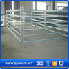 horse paddock fence/Factory hot sale heavy duty hot dipped galvanized corral panels /metal livestock fence for cattle