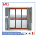 Sliding bedroom doors design aluminium frosted glass door