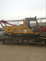 50T Chinese famous brand Sany SCC50C truck crane for sale