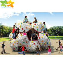 GS Approved outdoor slides playground climbing walls