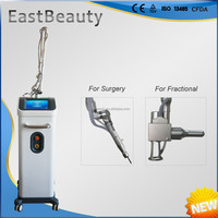 co2 rf metal laser tube for depressed acne scars