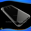 clear Transparent soft mobile phone case for Galaxy J7310 tpu back cover