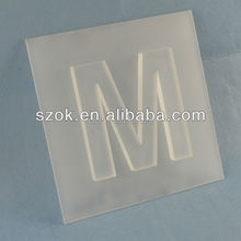 Plexiglass small crafts, acrylic cube crafts