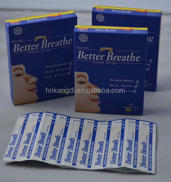 China supplier free samples anti snoring device