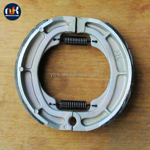 Factory Supply High Quality CD70 Motorcycle Brake Shoe
