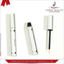Free sample empty eyeliner pencil eyebrow tube cosmetic packaging