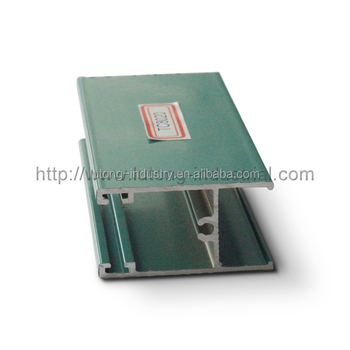 industrial aluminium profile for window or door