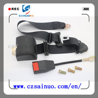 Best selling and High quality auto friend three point car safety belt