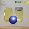 Bulk 500ml Light up glass mason jar canning centerpieces