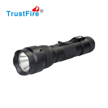 Wholesale High Power Aluminum WF-502B XM-L T6 5 Modes rechargeable hunting led maglite