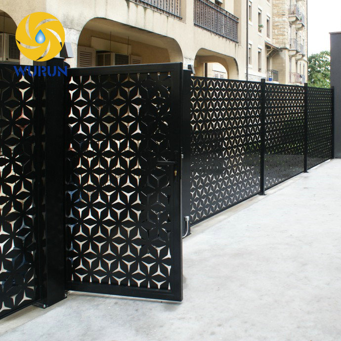 High Quality Rustproof Customized Size Powder Coated Room Divider