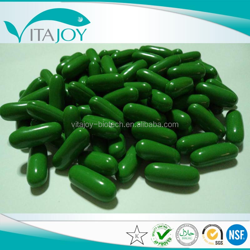 High quality herbal extract green tea softgel slimming capsule