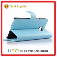 [UPO] 2016 New Design Fashion Flip Stand Wallet Oil Wax Genuine Leather Case for Samsung Note 7