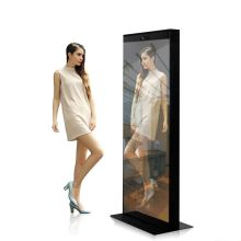 55inch Magic mirror FHD touch screen Digital Signage Display