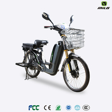 big loading electric cargo bike 350w for food delivery